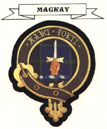 Mackay Badge